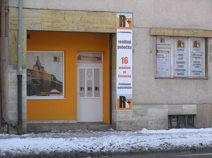 realitní kancelář Poprad