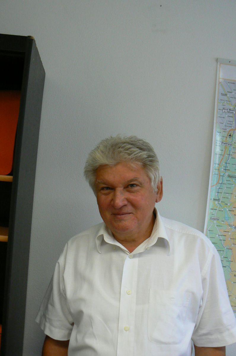 Fotografia Supek František